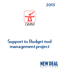 GMM Support to Budget