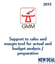 GMM Support to sales