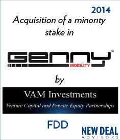 Acquisition Minority