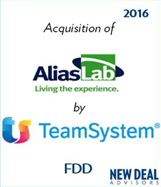 Acquisition of AliasLab