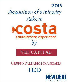 Acquisition of Costa