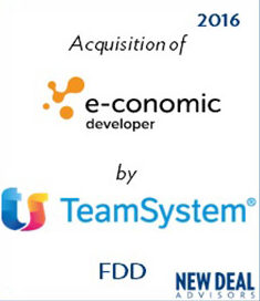Acquisition of e-economic