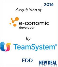 Acquisition of e-economic