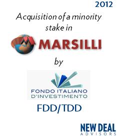 FII Investe in Marsilli