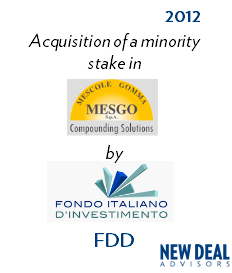 FII Investe in Mesgo