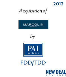 PAI investe in Marcolin 2012