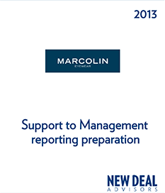 Marcolin Support Management