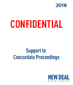 Support to Concordato Proceedings 2018