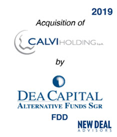 Acquisition of Calvi Holding S.p.A.