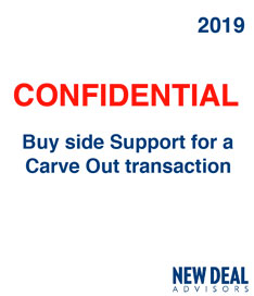 Buy side Support for a Carve Out transaction
