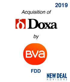 Acquisition of Doxa