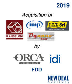 Acquisition by Orca