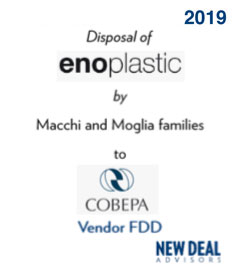 Disposal of Enoplastic by Macchi and Moglia families