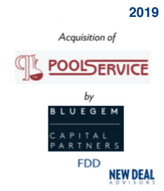Acquisition of Poolservice