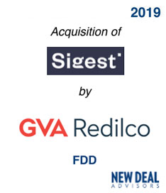 Acquisition of Sigest by GVA Redilco