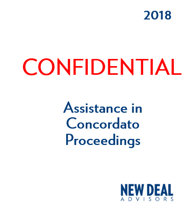 Assistance in Concordato Proceedings