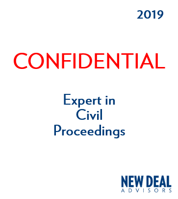 Expert in Civil Proceedings