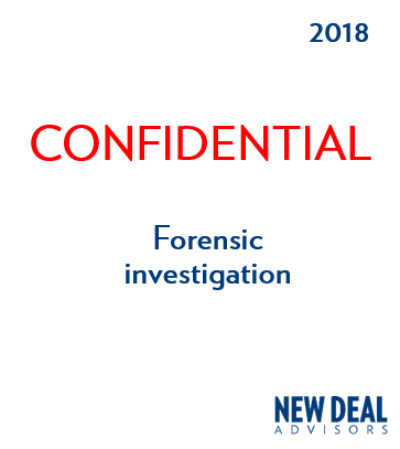Forensic investigation