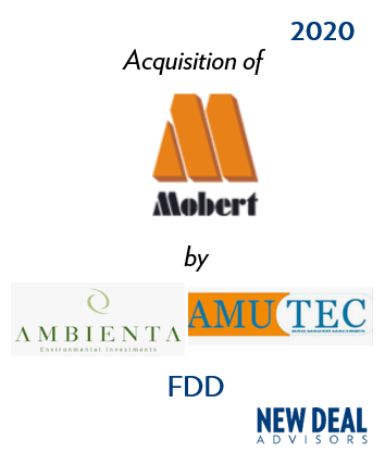 Acquisition of Mobert