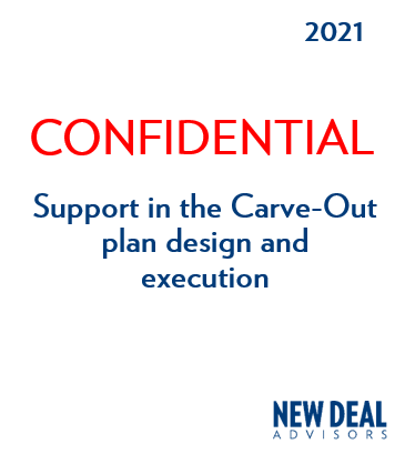 SUPPORT IN THE CARVE-OUT PLAN DESIGN